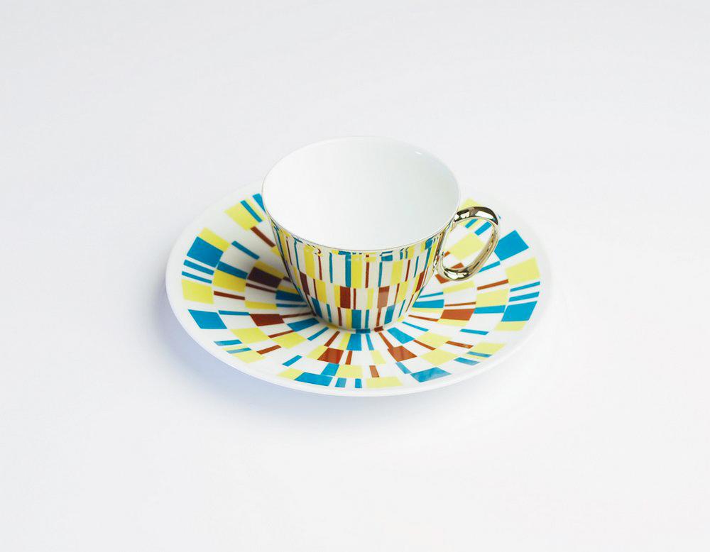 Чашки с узорами фото
