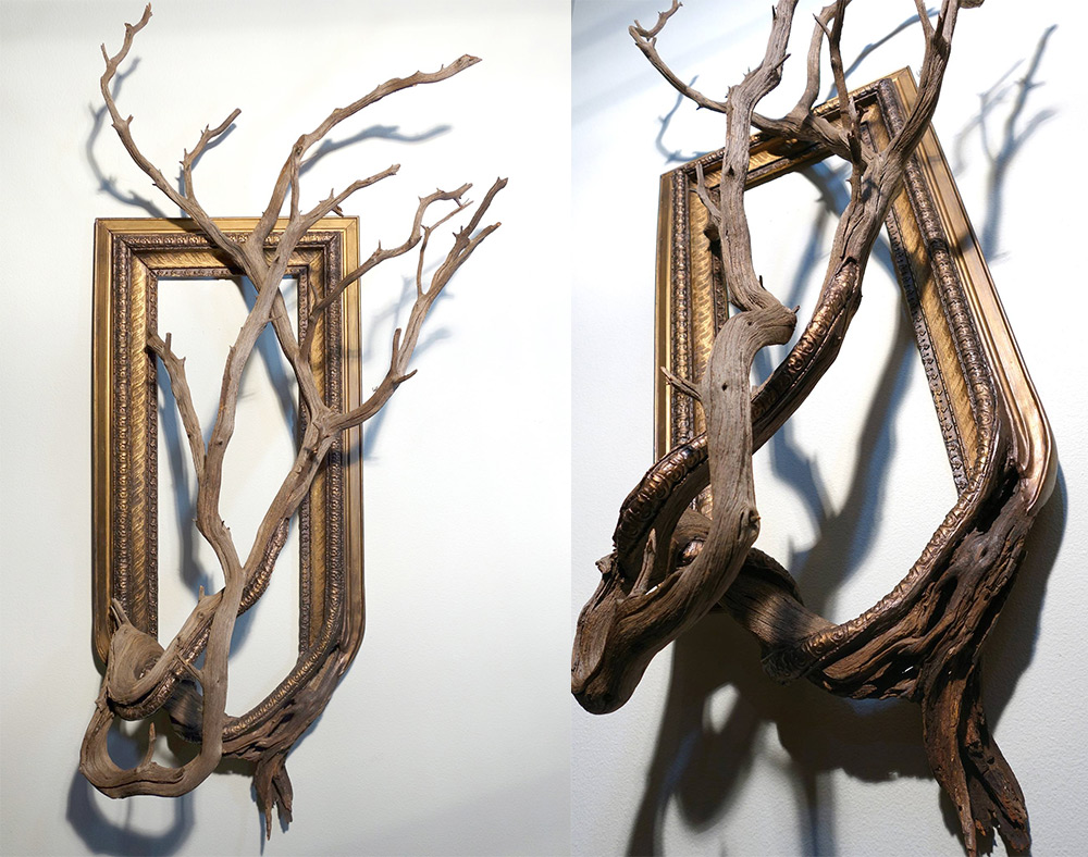 Рамы из дерева для картин 32