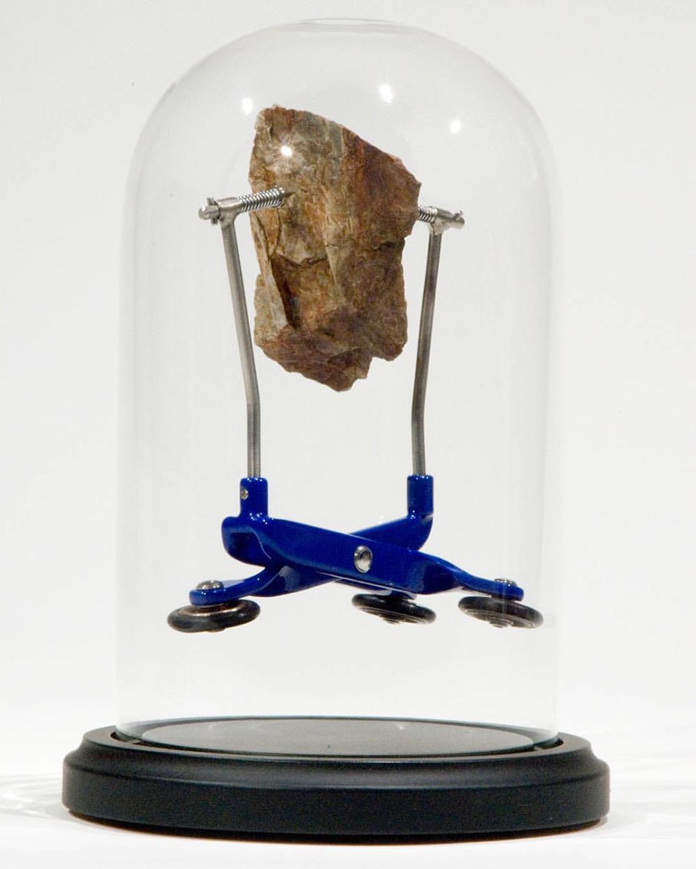 Дэн Грейбер: механические скульптуры на пересечении физики, психологии и искусства