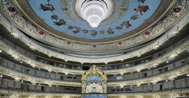 Фотоколлекция «Опера» Дэвида Левенти
