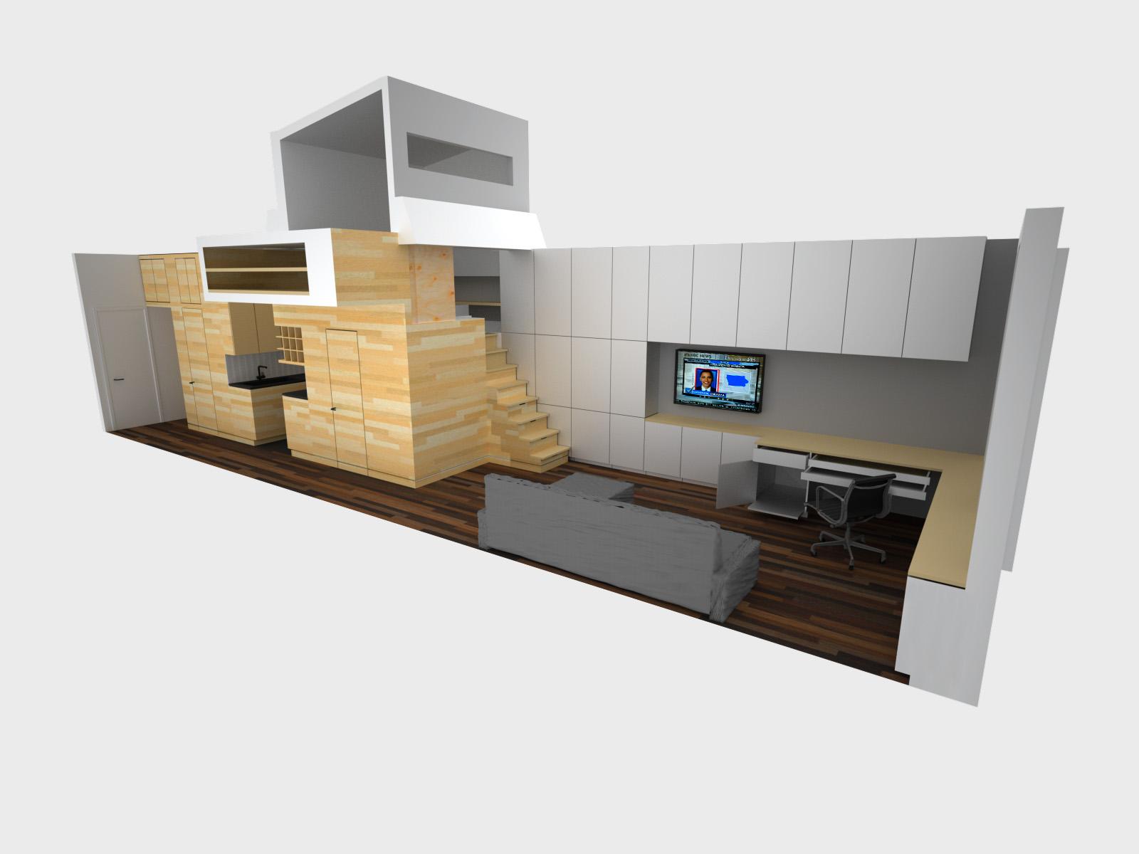 Планировка интерьера в квартире