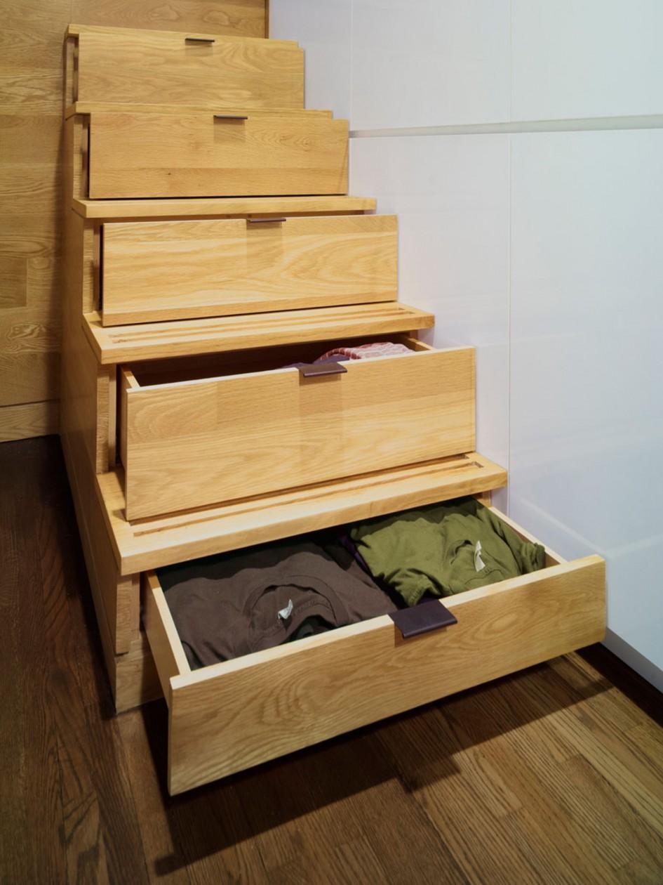 Место для хранения вещей