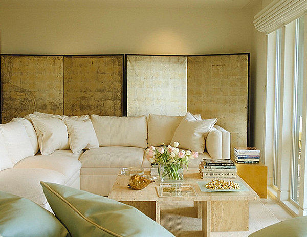 Восхитительное декорирования интерьера с использованием пастельных тонов