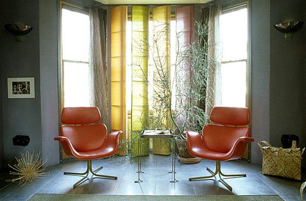 Стильное декорирования интерьера с использованием пастельных тонов