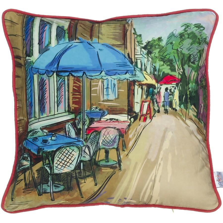 Превосходные декоративные подушки в интерьере