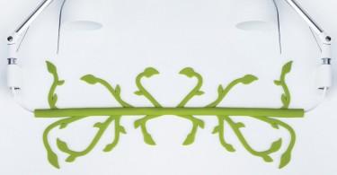 Предметы декора для проводов: стикеры, коробки и многое другое