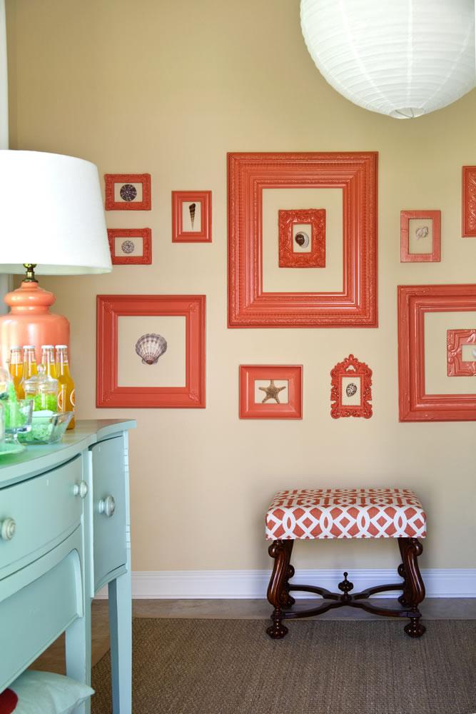 Оригинальный декор стен в интерьере - Фото 9