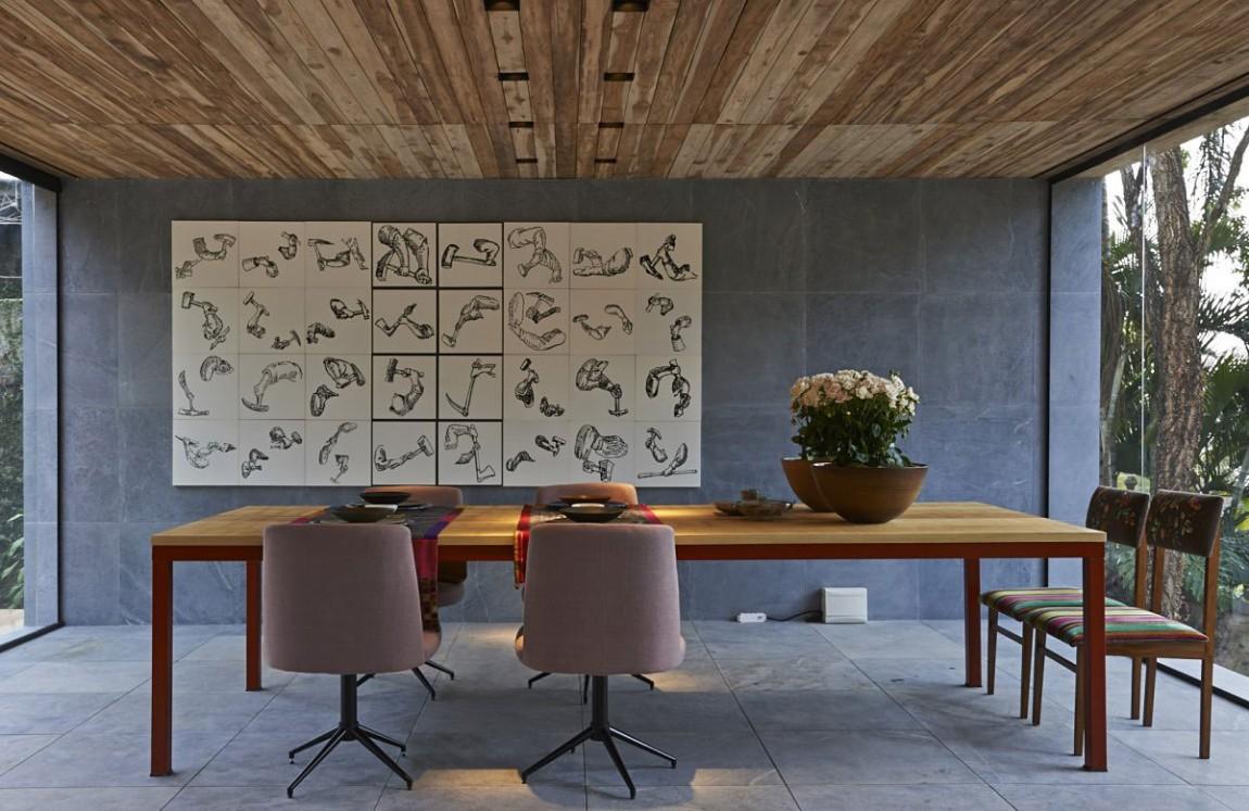 Оригинальный декор стен в интерьере - Фото 13
