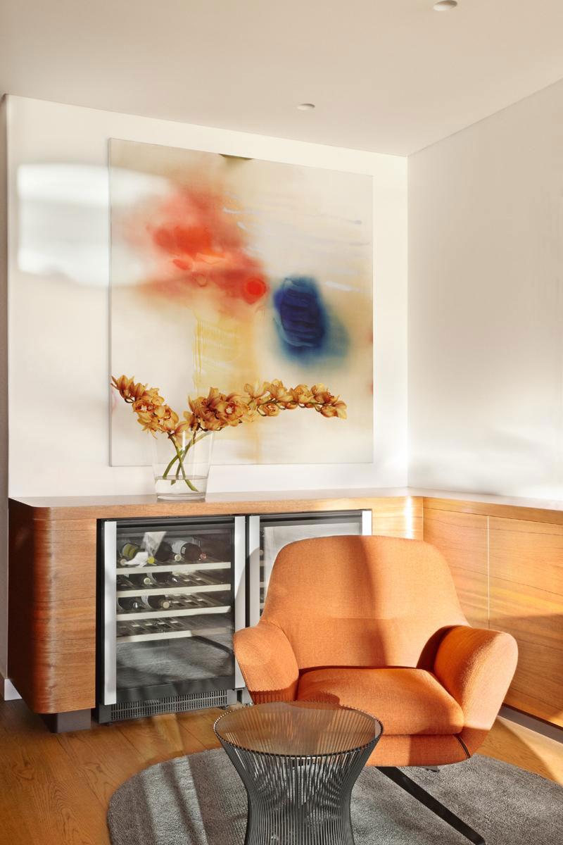 Оригинальный декор стен в интерьере - Фото 32