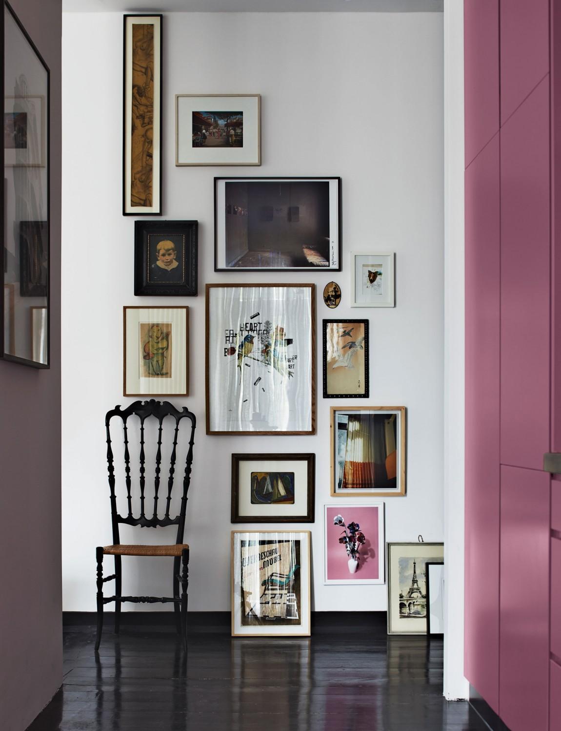Оригинальный декор стен в интерьере - Фото 33