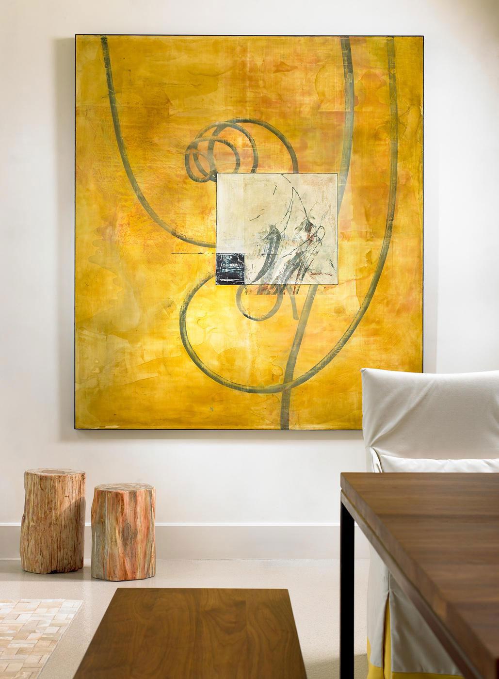 Оригинальный декор стен в интерьере - Фото 35