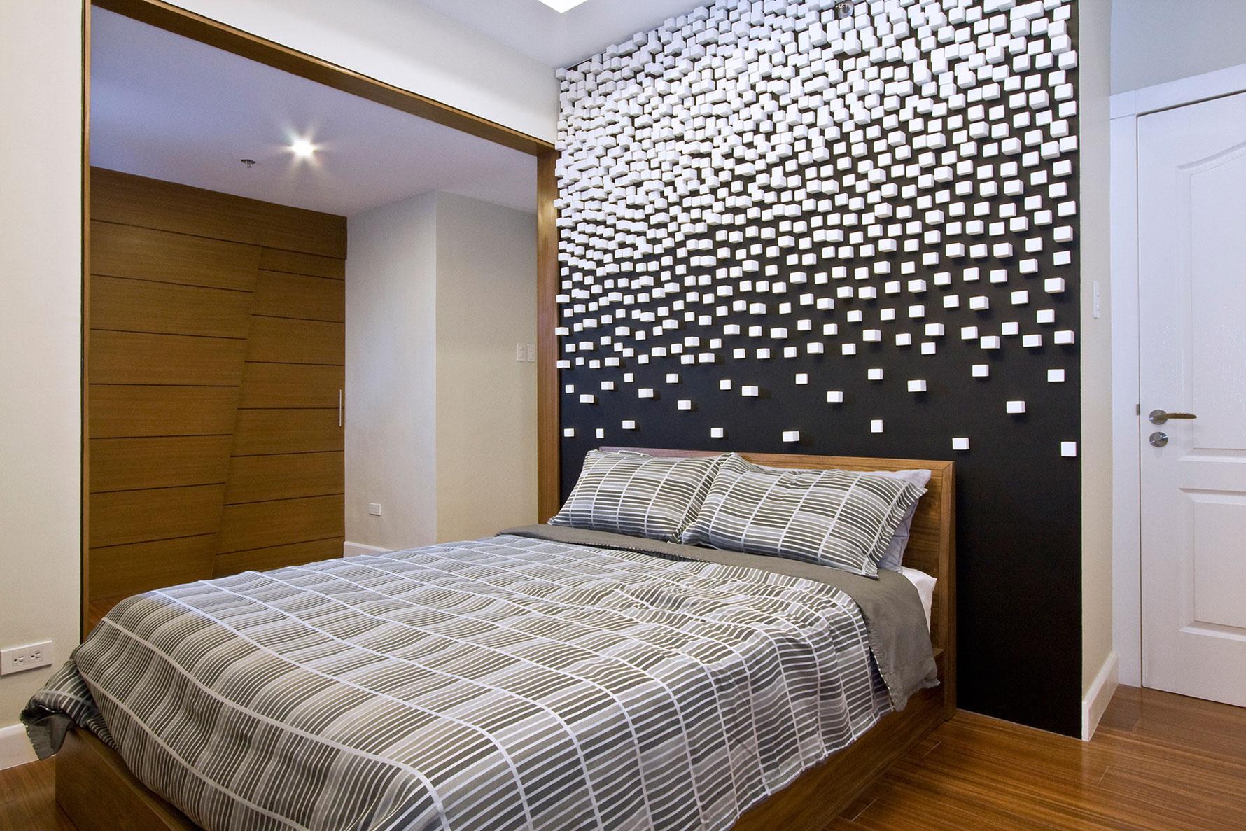 Оригинальный декор стен в интерьере - Фото 36