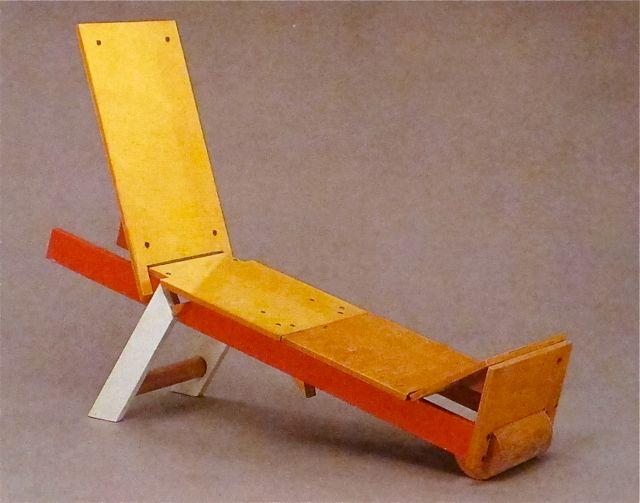 Предметы мебели в стиле дизайна Мемфис 1980-х годов - фото 2
