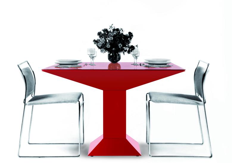 Предметы мебели в стиле дизайна Мемфис 1980-х годов - фото 4