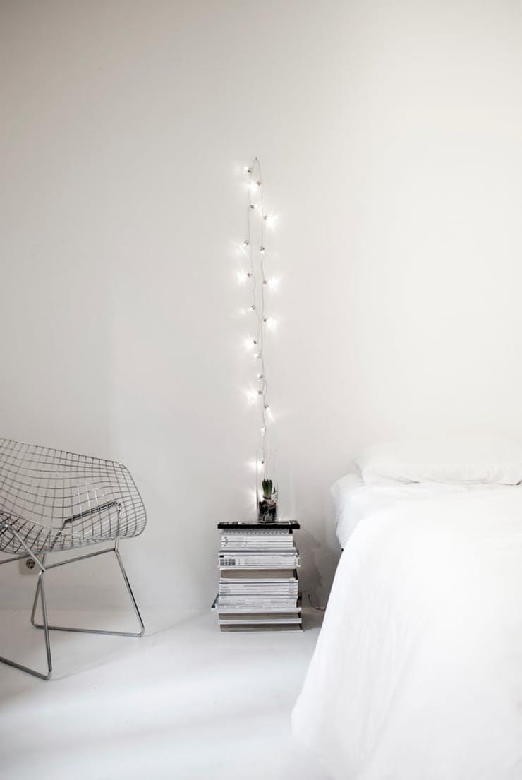 Декоративное освещение: светящаяся гирлянда в интерьере - Фото 1