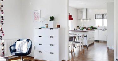 Декоративное освещение гирляндами – новое веяние в дизайне интерьера