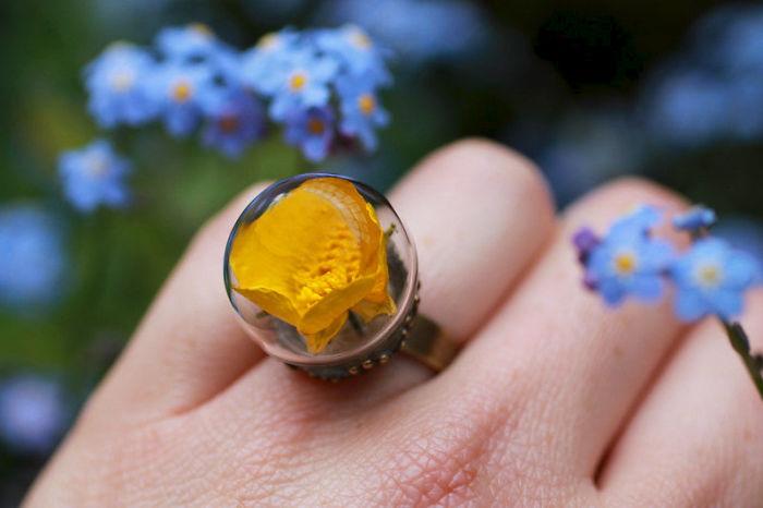 Заключен цветок