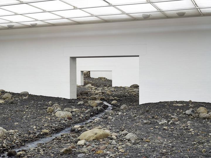 Музей Креативного искусства Olafur Eliasson в Louisiana Museum of Modern Art