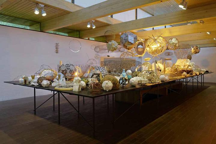 Музей современного искусства Olafur Eliasson в Louisiana Museum of Modern Art