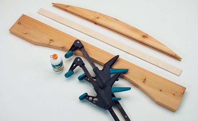 Инструменты для создания садовой скамьи