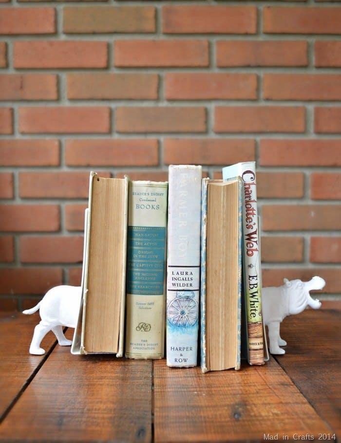 Оригинальные держатели для книг - Фото 9