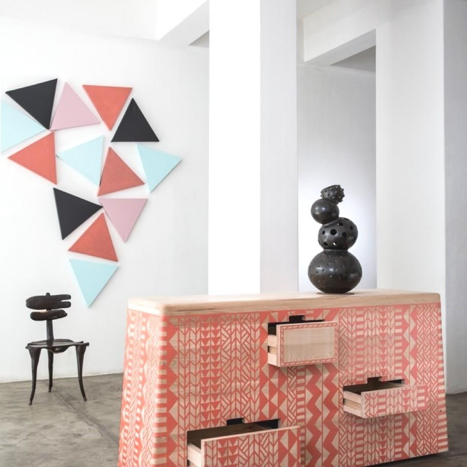 Экспонаты из Африки на Лондонском фестивале дизайна
