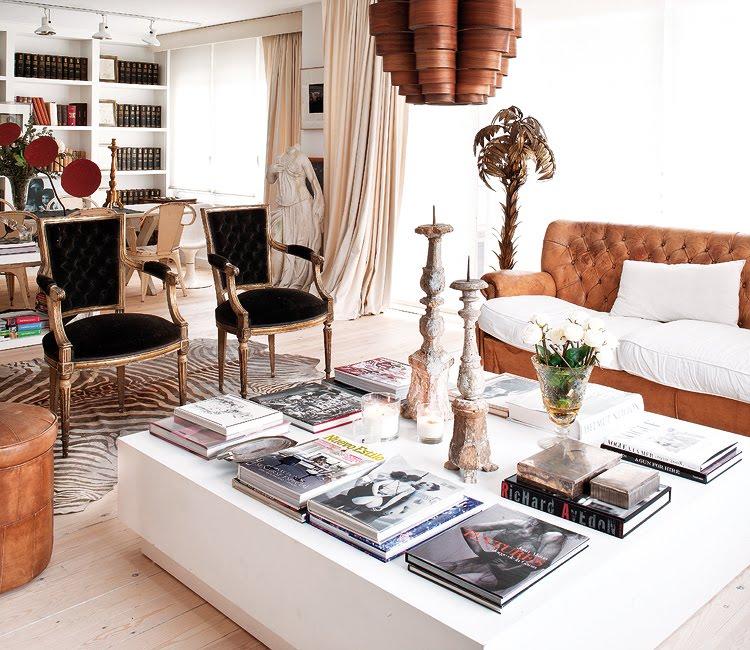 Красивый дизайн интерьера в премиум-классе