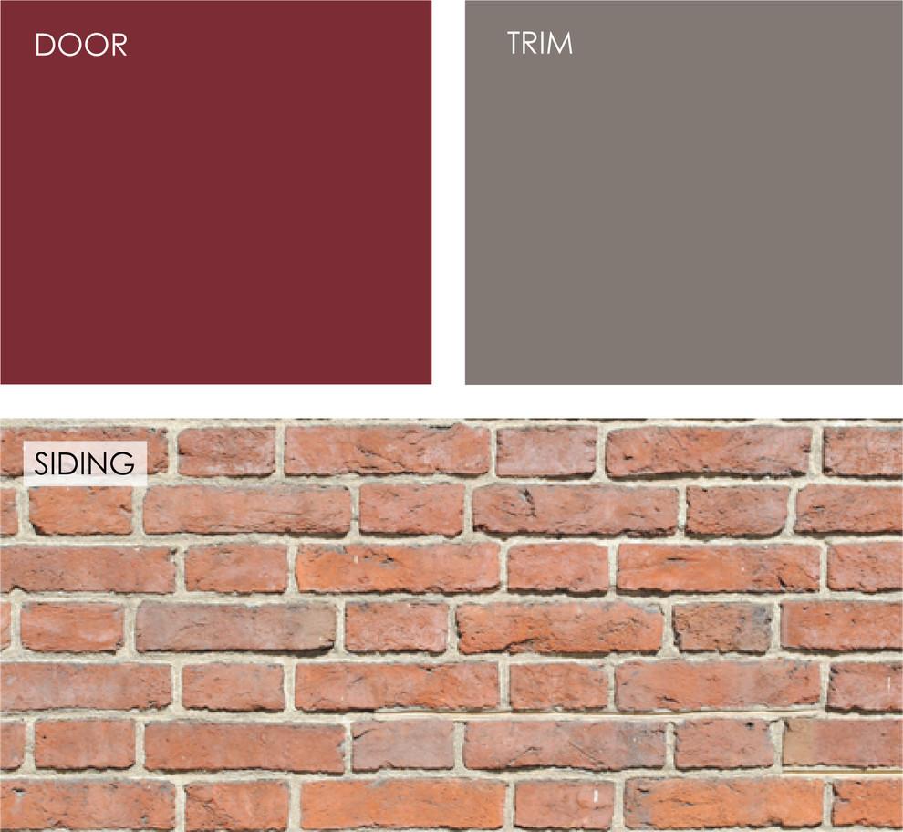 вариации цветов для входной двери ассортимент оттенков и их