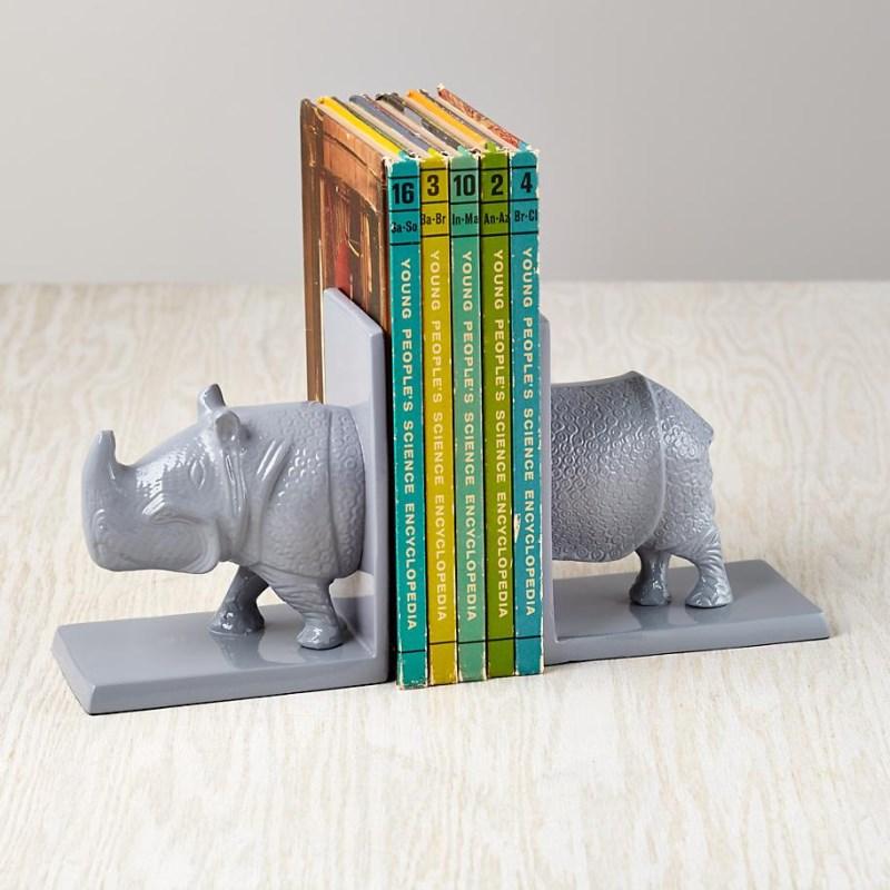 Декоративные детали интерьера - место для книг