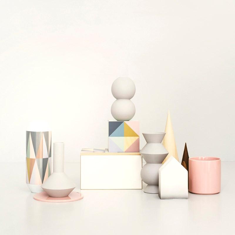 Декоративные детали интерьера - дизайнерская композиция