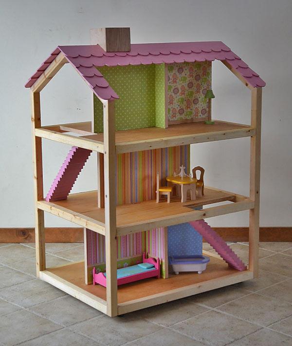 Кукольные домики своими руками проект