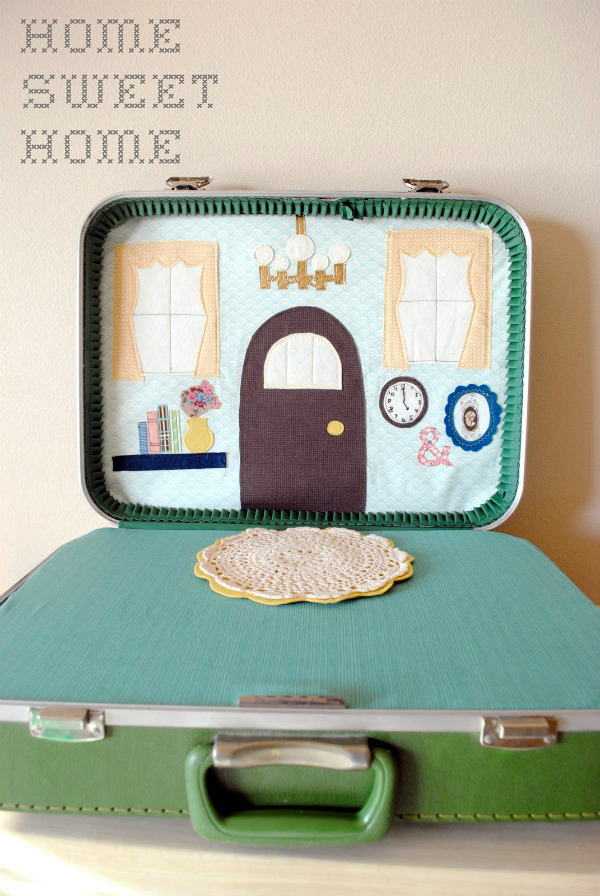 Бесподобный кукольный домик для детей