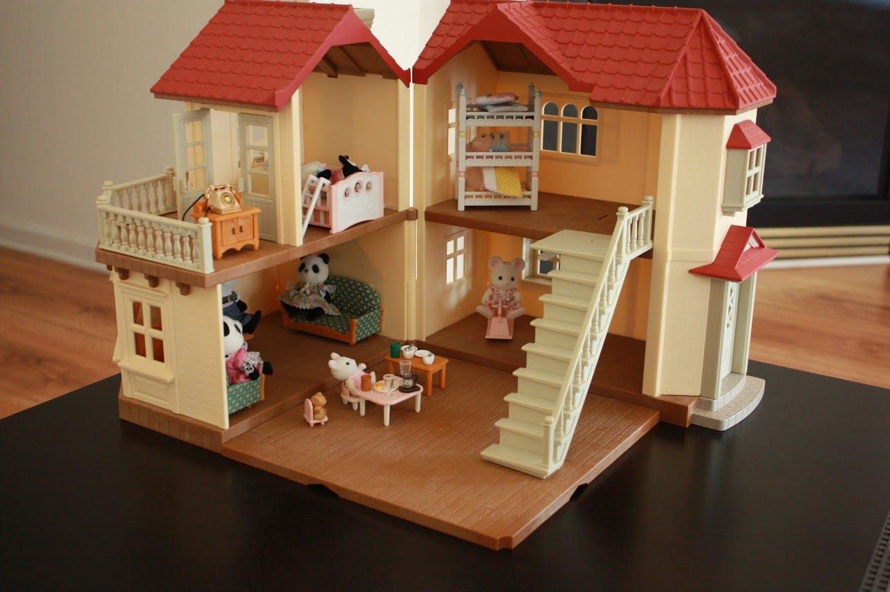 Как сделать куклам дом своими руками фото 714