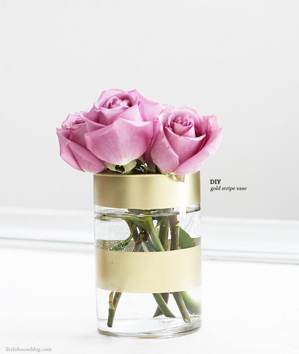 Восхитительная и модная ваза для цветов