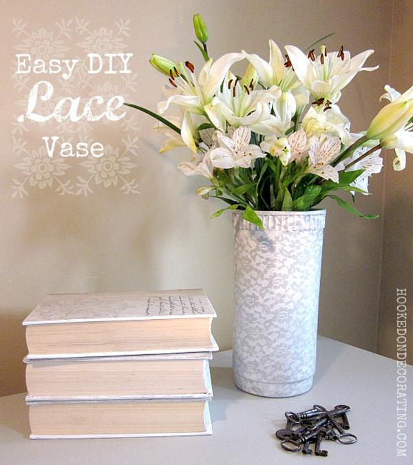 Дивная и модная ваза для цветов