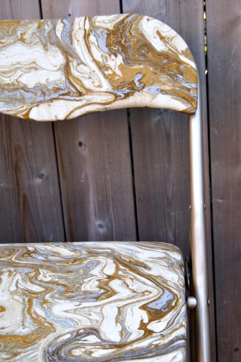 Материал складного стула