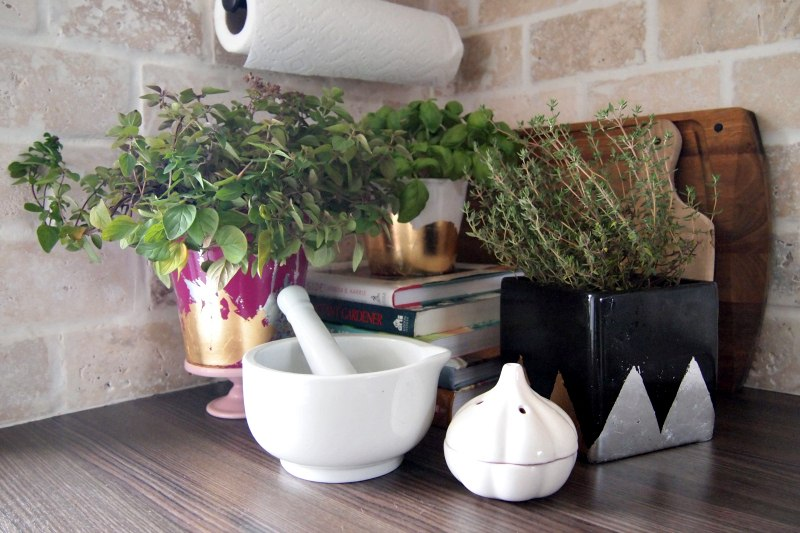 Декоративные горшки для цветков