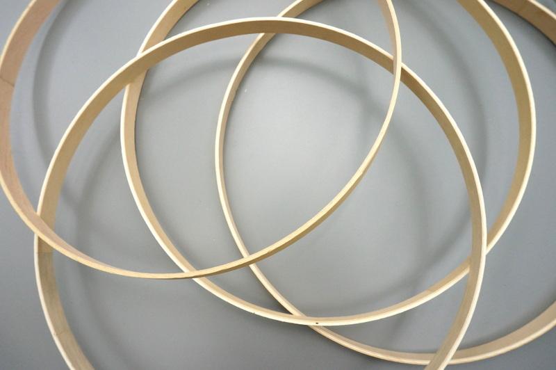 Крутые элементы круглой полки