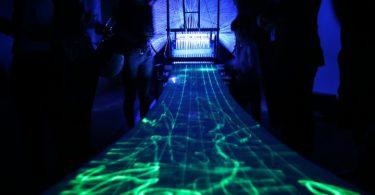 Дизайн инсталляции Revival в Китае сочетает в себе традиции и современность