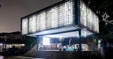 Культура чтения: дизайн интерьера современной библиотеки