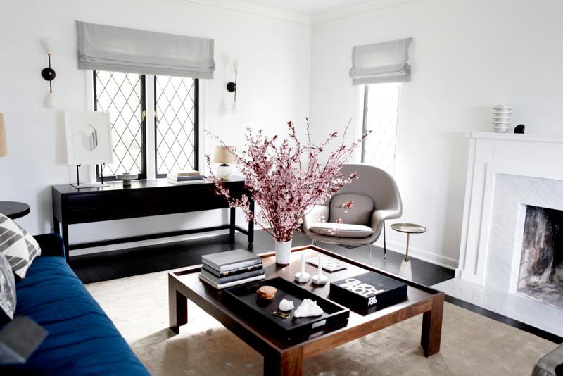 Дизайн интерьера в стиле минимализм в США