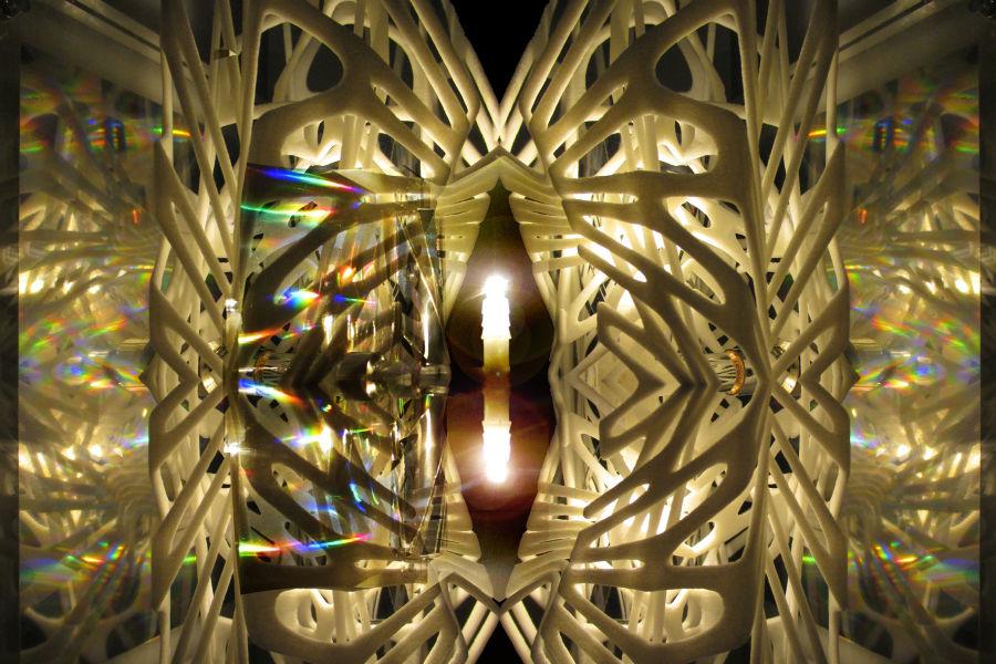 Оригинальный дизайн рассеивателя света - Фото 2