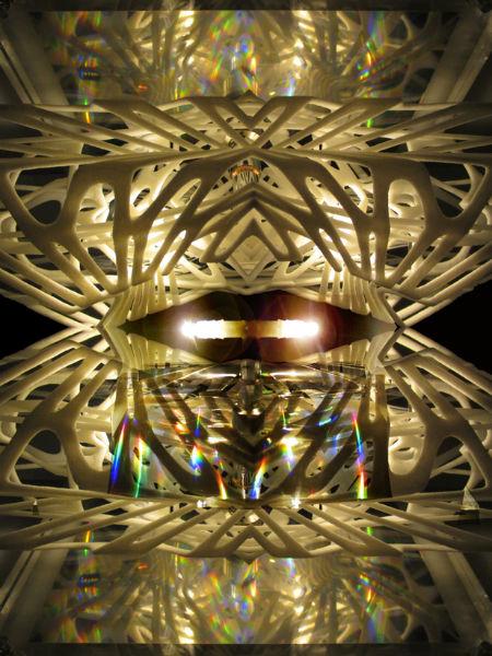Оригинальный дизайн рассеивателя света - Фото 11