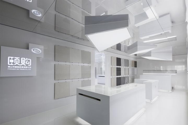 Дизайн выставочного центра в Китае