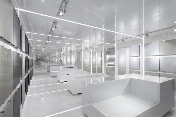 Дизайн зоны отдыха выставочного центра