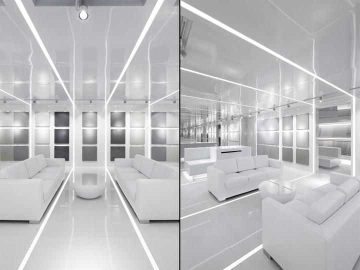 Дизайн интерьера выставочного центра