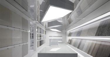 Дизайн выставочного центра «E-GO» в Китае