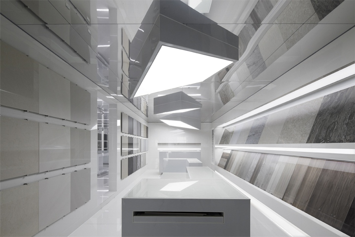 Дизайн выставочного центра «E-GO»