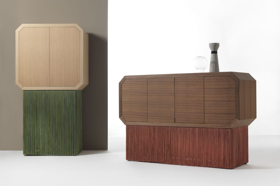 Кристины Селестино: дизайн мебели из дерева
