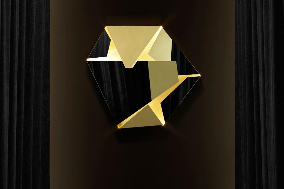 Стефано Джованнони: чёрно-жёлтая 3D конструкция
